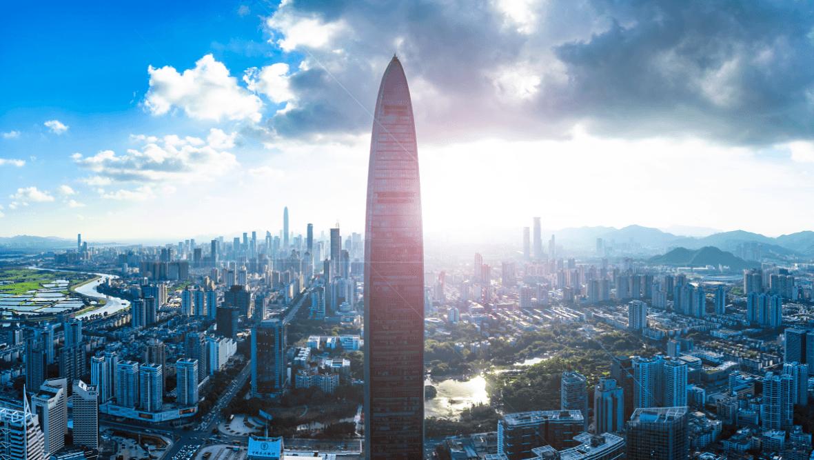 深圳京基100 & 上海环球金融中心